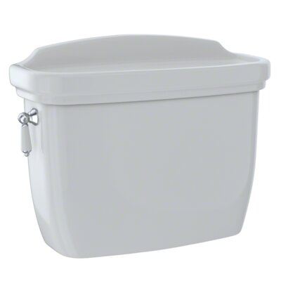 Eco Dartmouth� E-Max� Dual Flush Toilet Tank Finish: Colonial White
