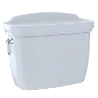 Eco Dartmouth� E-Max� Dual Flush Toilet Tank Finish: Cotton White
