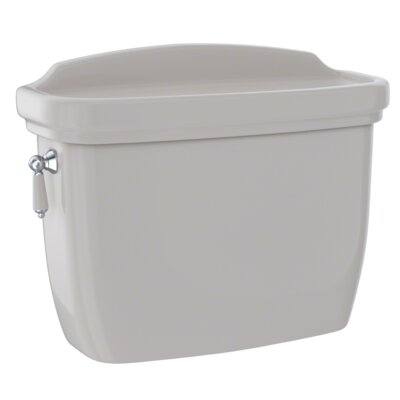 Eco Dartmouth� E-Max� Dual Flush Toilet Tank Finish: Sedona Beige