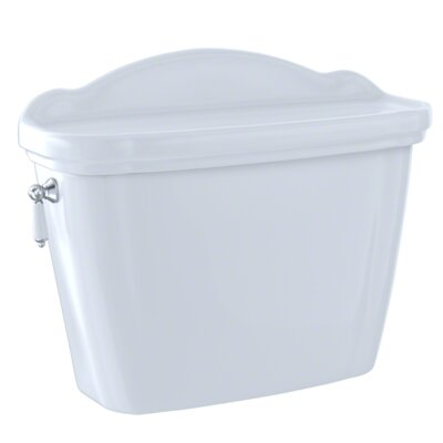 Eco Whitney� E-Max� Dual Flush Toilet Tank Finish: Cotton White