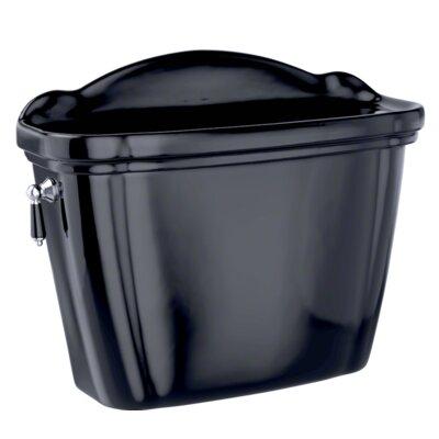 Eco Whitney� E-Max� Dual Flush Toilet Tank Finish: Ebony