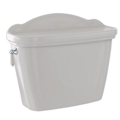 Eco Whitney� E-Max� Dual Flush Toilet Tank Finish: Sedona Beige
