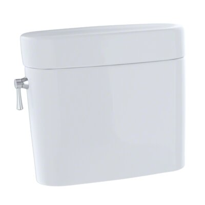 Eco Nexus� E-Max� Dual Flush Toilet Tank Finish: Cotton, Lever Location: Right
