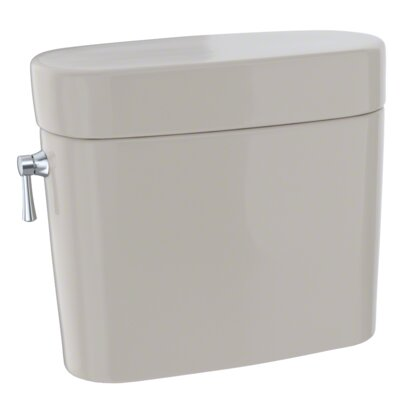 Eco Nexus� E-Max� Dual Flush Toilet Tank Finish: Bone, Lever Location: Left
