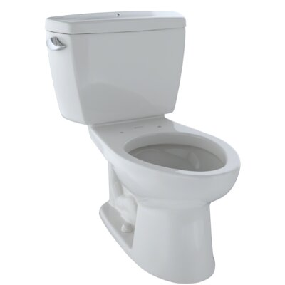 Drake� 1.6 GPF Dual Flush Elongated Two-Piece Toilet