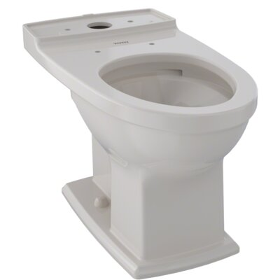 Connelly� 0.9 GPF Elongated Toilet Bowl Finish: Sedona Beige