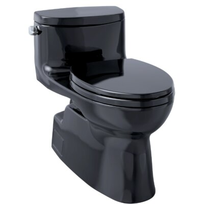 Carolina� II Dual Flush Elongated One-Piece Toilet