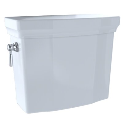 Promenade� II Dual Flush Toilet Tank Finish: Cotton White