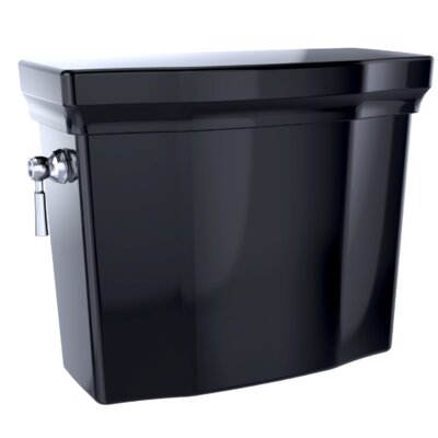 Promenade� II Dual Flush Toilet Tank Finish: Ebony
