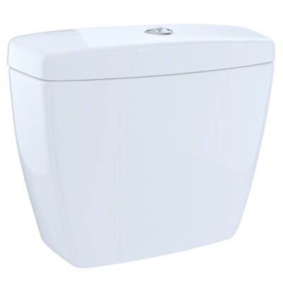 Rowan� Dual-Max� Dual Flush Toilet Tank Finish: Cotton White