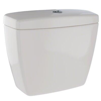 Rowan� Dual-Max� Dual Flush Toilet Tank Finish: Sedona Beige