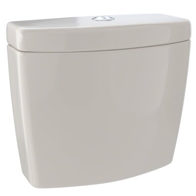 Aquia� Dual-Max� Dual Flush Toilet Tank Finish: Bone