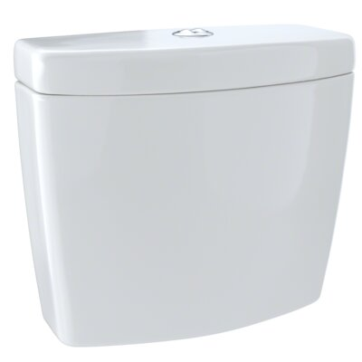 Aquia� Dual-Max� Dual Flush Toilet Tank Finish: Colonial White