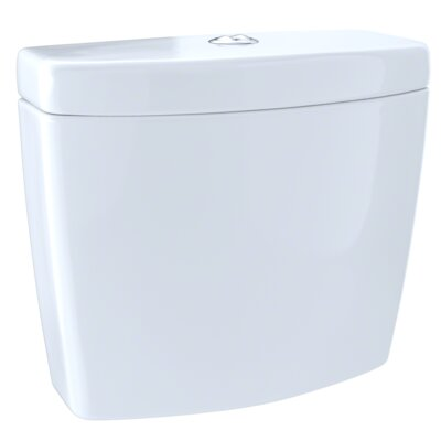 Aquia� Dual-Max� Dual Flush Toilet Tank Finish: Cotton White