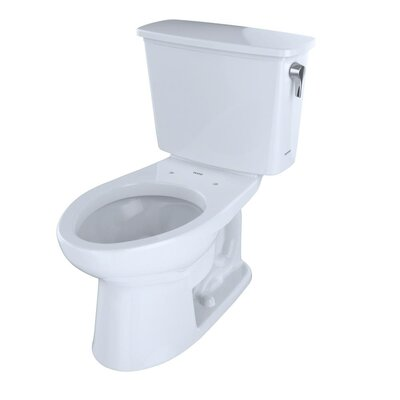 Eco Drake� Transitional Dual Flush Elongated Two-Piece Toilet