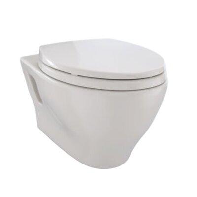 Aquia� Wall-Hung 0.9 GPF Elongated Toilet Bowl