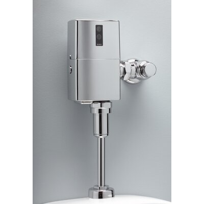 EcoPower Exposed Sensor Operated Automatic Flush Valve
