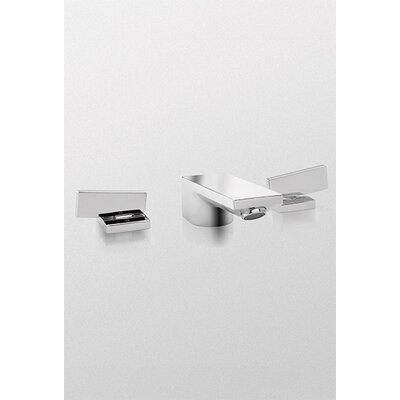 Legato Double Handle Widespread Bathroom Faucet Finish: Polished Nickel