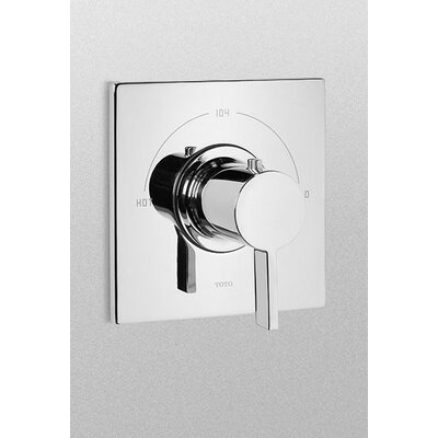 Legato Thermostatic Mixing Valve Trim Trim Finish: Polished Chrome