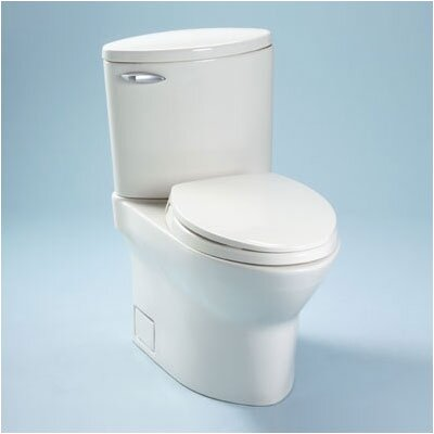 Pacifica Elongated Toilet Bowl Only with 12