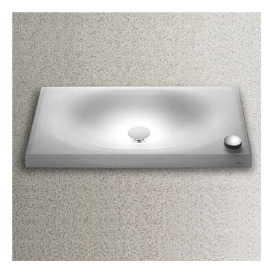 Neorest Rectangular Vessel Bathroom Sink
