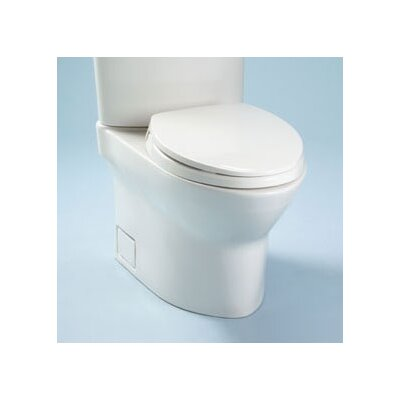 Pacifica 1.6 GPF Elongated Toilet Bowl Finish: Cotton