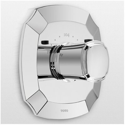 Duofit Thermostatic Shower and Tub Valve Valve Finish: Brushed Nickel