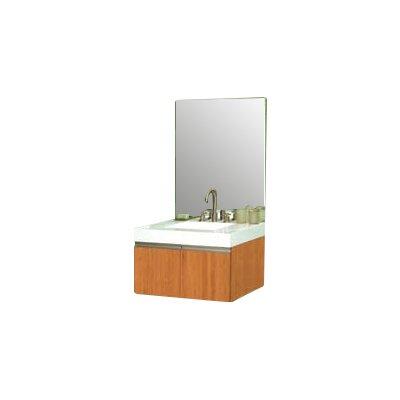Eastridge 30 Single Bathroom Vanity Set with Mirror