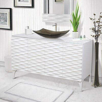 Sophia 60 Single Bathroom Vanity