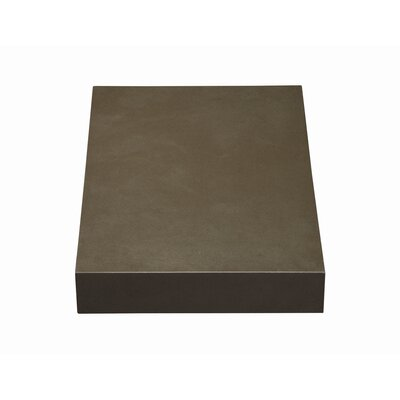 Cameron Quartz 15 Single Bathroom Vanity Top Top Finish: Grey