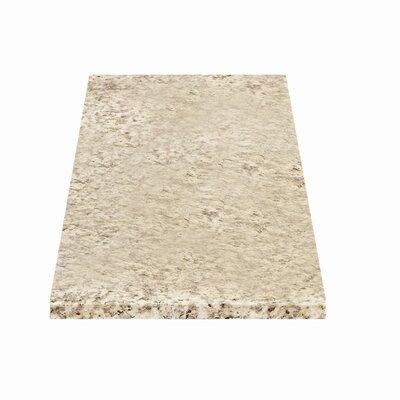 Jordan Granite 21.5 Single Bathroom Vanity Top Top Finish: Carmello