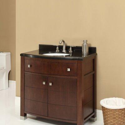 Adrianna 37 Single Bathroom Vanity Set
