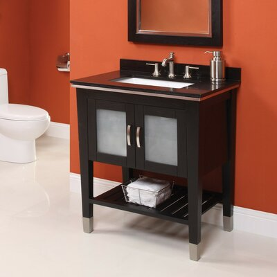Briana 31 Single Bathroom Vanity Set