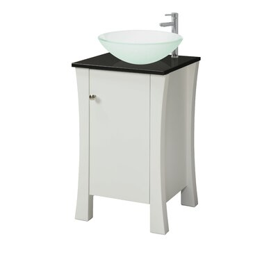 18 Vanity with Granite Countertop