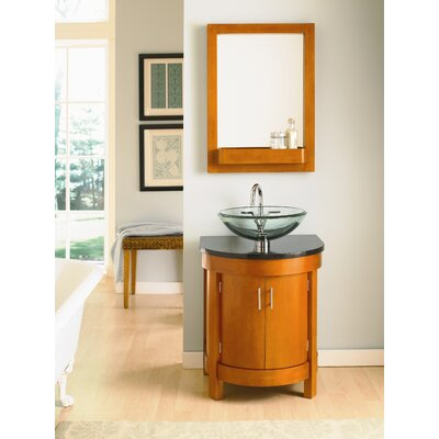 Haddington Petite 24 Single Bathroom Vanity Set