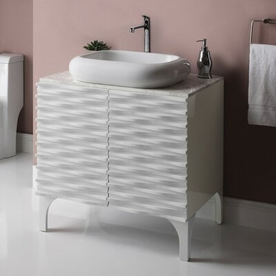 Sophia 30 Single Bathroom Vanity Set
