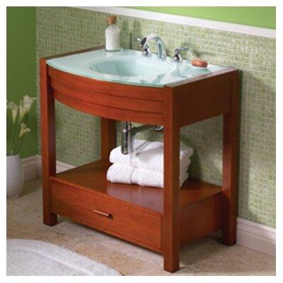 Ancahra 34 Single Bathroom Vanity Set