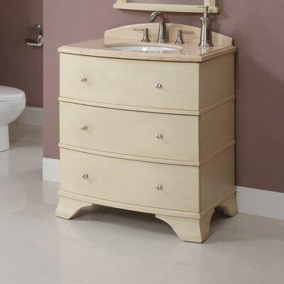 Olivia 31 Single Bathroom Vanity Set