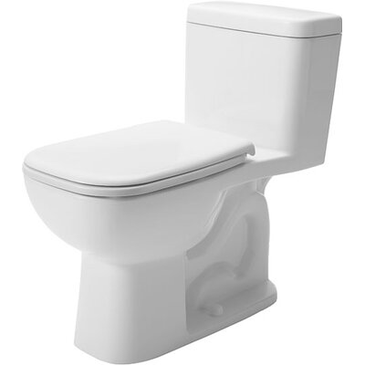 D-Code 1.28 GPF Elongated One-Piece Toilets