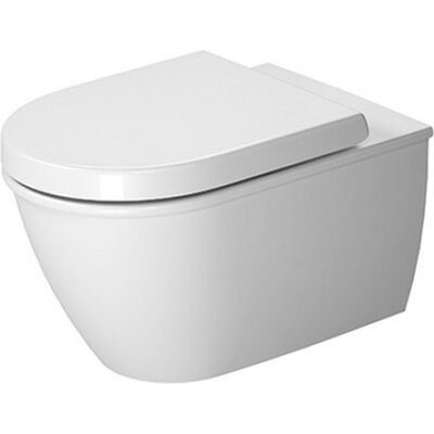 Darling New Dual Flush Round Toilet Bowl