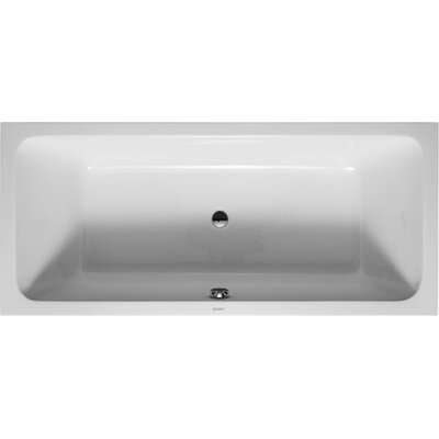 D-Code 70.87 x 31.5 Soaking Bathtub
