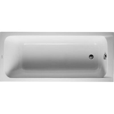 D-Code 67 x 29.5 Soaking Bathtub