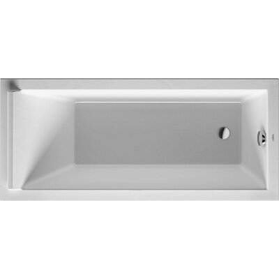 Starck New 63 x 27.5 Soaking Bathtub
