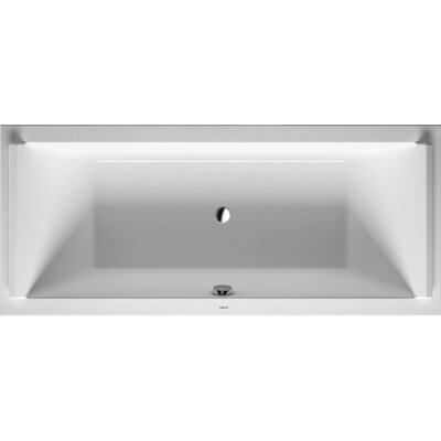 Starck New 70.88 x 35.38 Soaking Bathtub