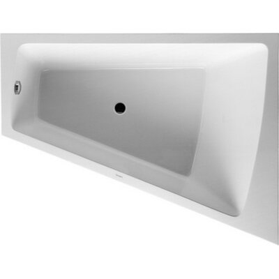 Paiova 66.88 x 51.18 Soaking Bathtub