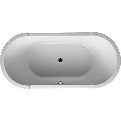 Starck 74.81 x 35.43 Soaking Bathtub