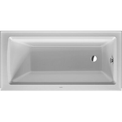 Architec 60 x 30 Soaking Bathtub