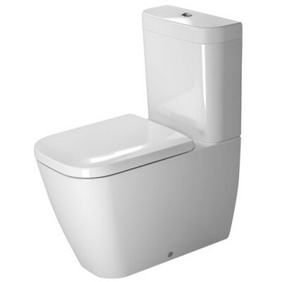 Happy D. 1.6 GPF Elongated Toilet Bowl