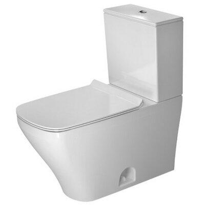 DuraStyle Dual Flush Elongated Toilet Bowl