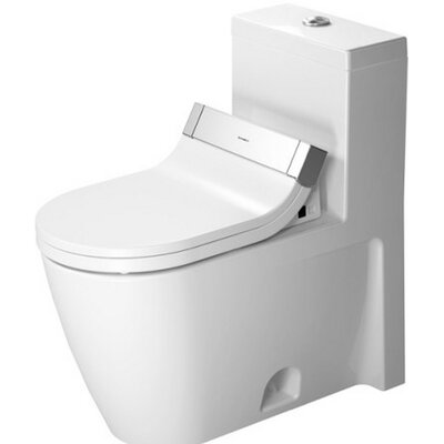 Starck HET/GB 1.28 GPF Elongated One-Piece Toilet